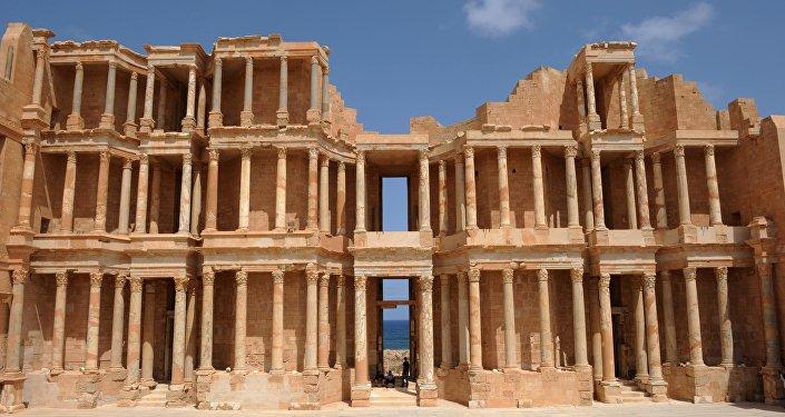 La ville libyenne de Sebratha