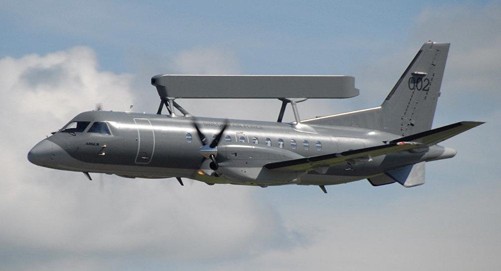 La Suède a annoncé mercredi l'envoi d'un avion de transport