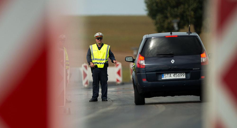 Belgique rétablit des contrôles à sa frontière