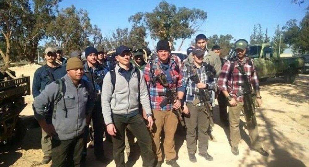 Libye: des militaires US en civil