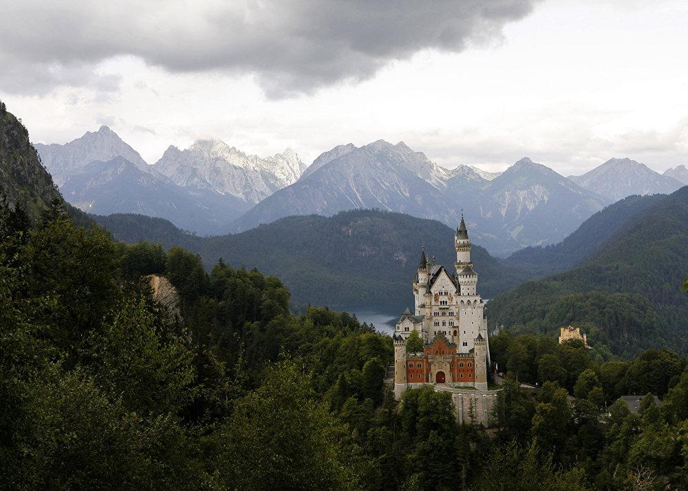 Les plus beaux châteaux d'Europe