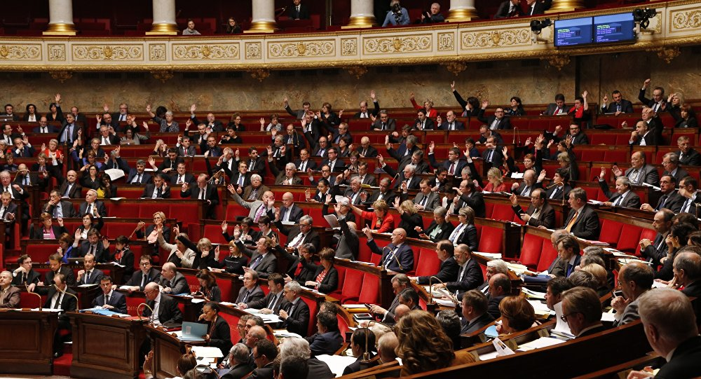 L'Assemblée nationale (image d'archive)