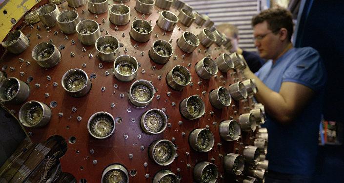 Le collisionneur de l'Institut de physique nucléaire de Novossibirsk