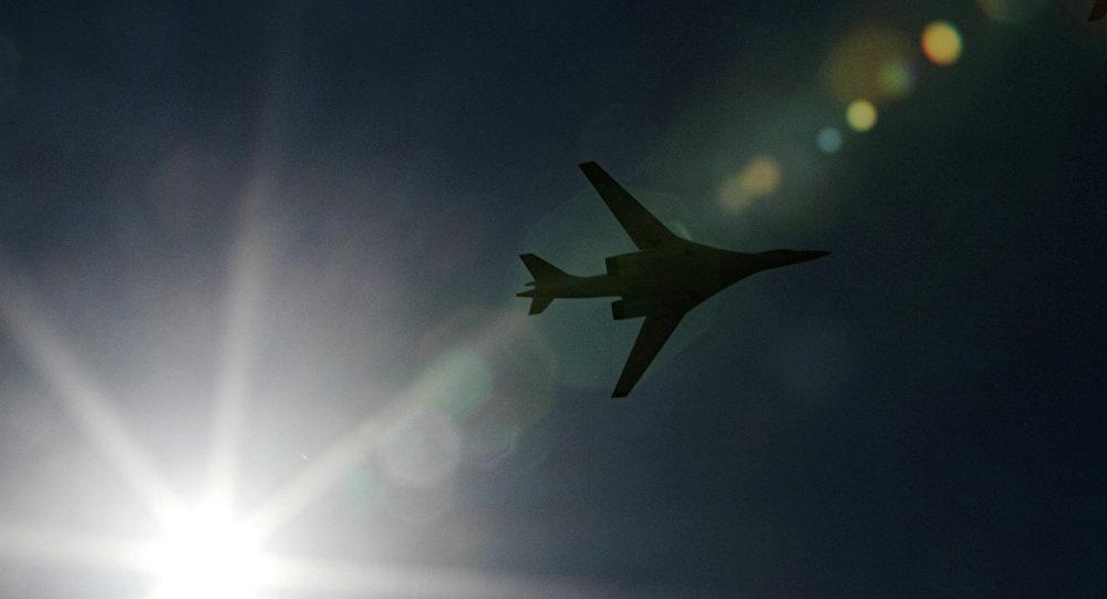 Bombardier stratégique Tu-160 (Blackjack)