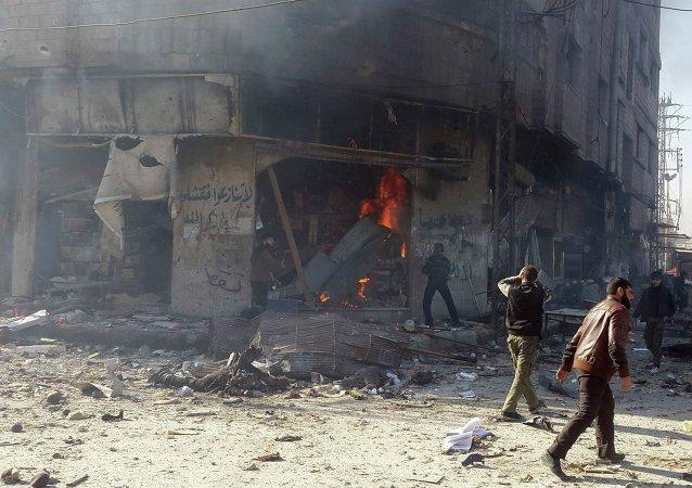 Conflit en Syrie