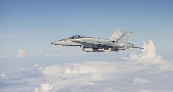 Les troupes irakiennes attaquées par erreur par un pilote canadien