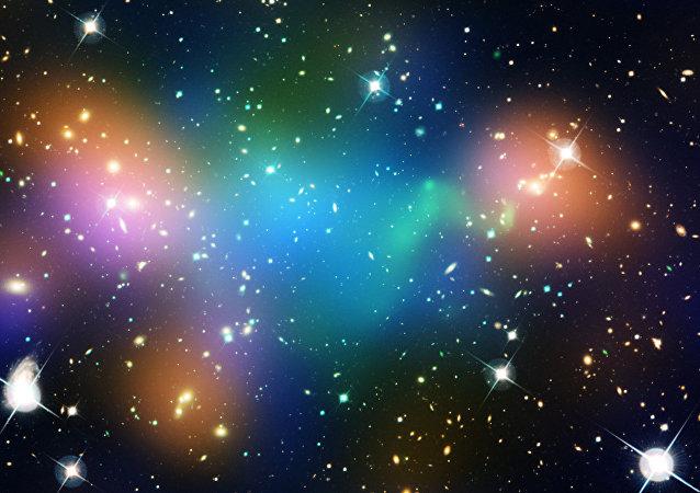 Un peu de lumière sur la matière noire