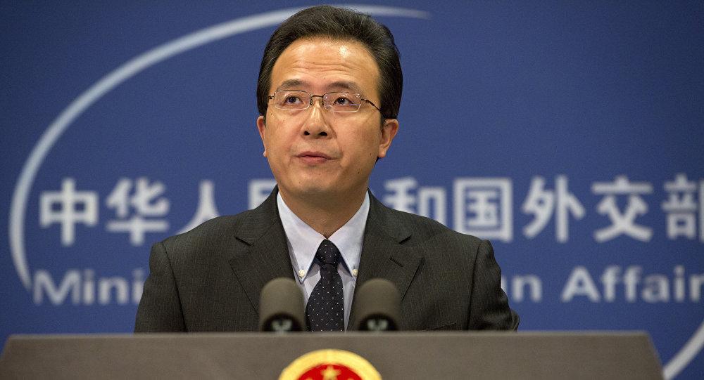 Ministre chinois des Affaires étrangères