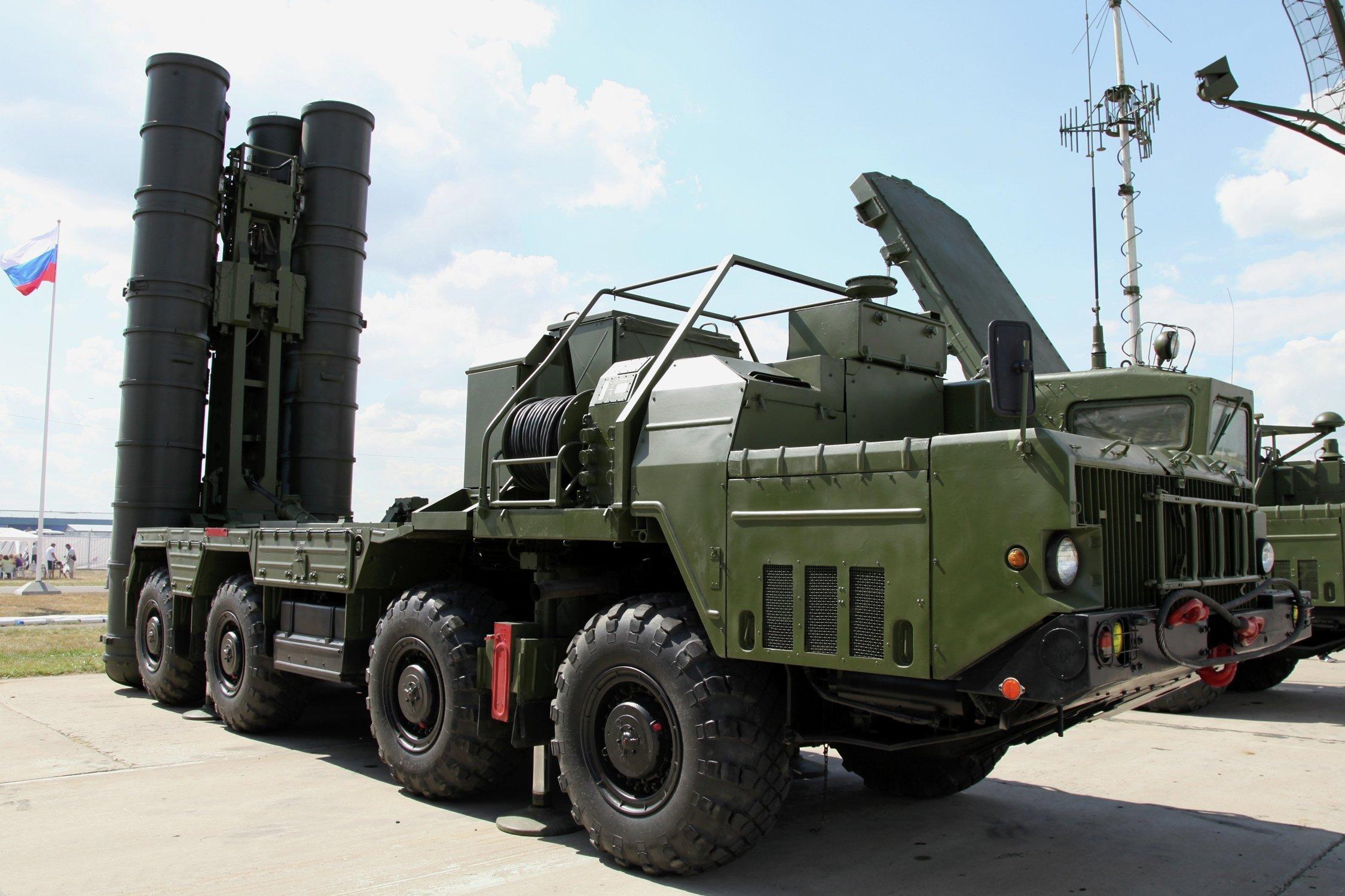 Un S-300PMU2