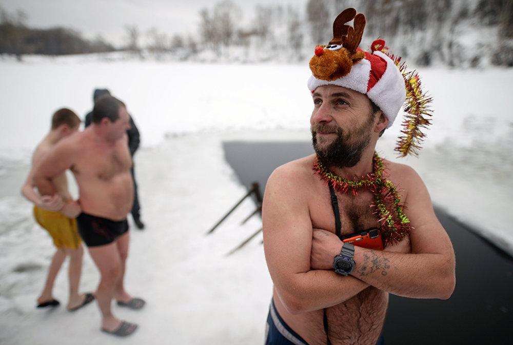 Les costumes de Père Noël les plus extraordinaires