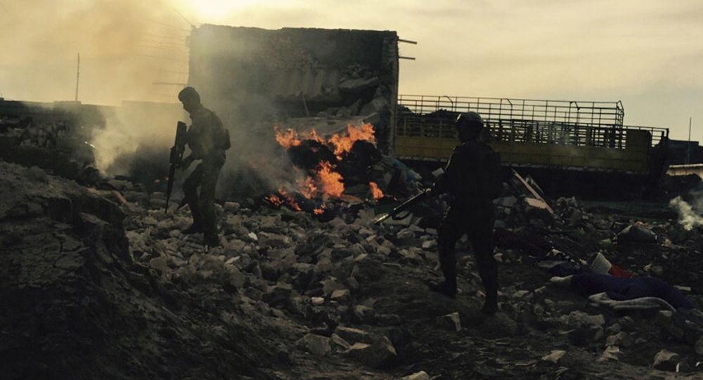 Les forces irakiennes entrent dans Ramadi