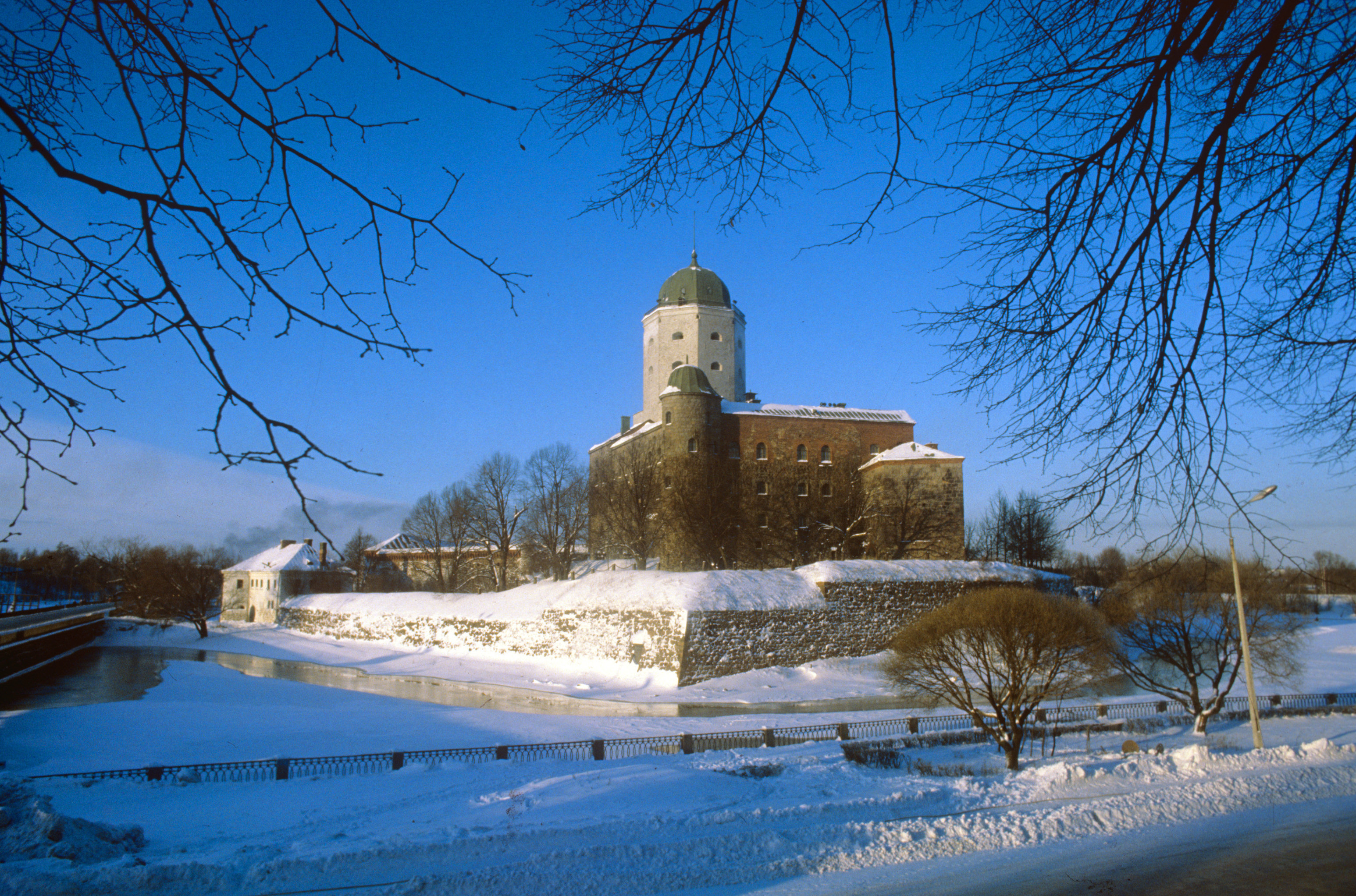 Château de Vyborg (XVIe siècle)