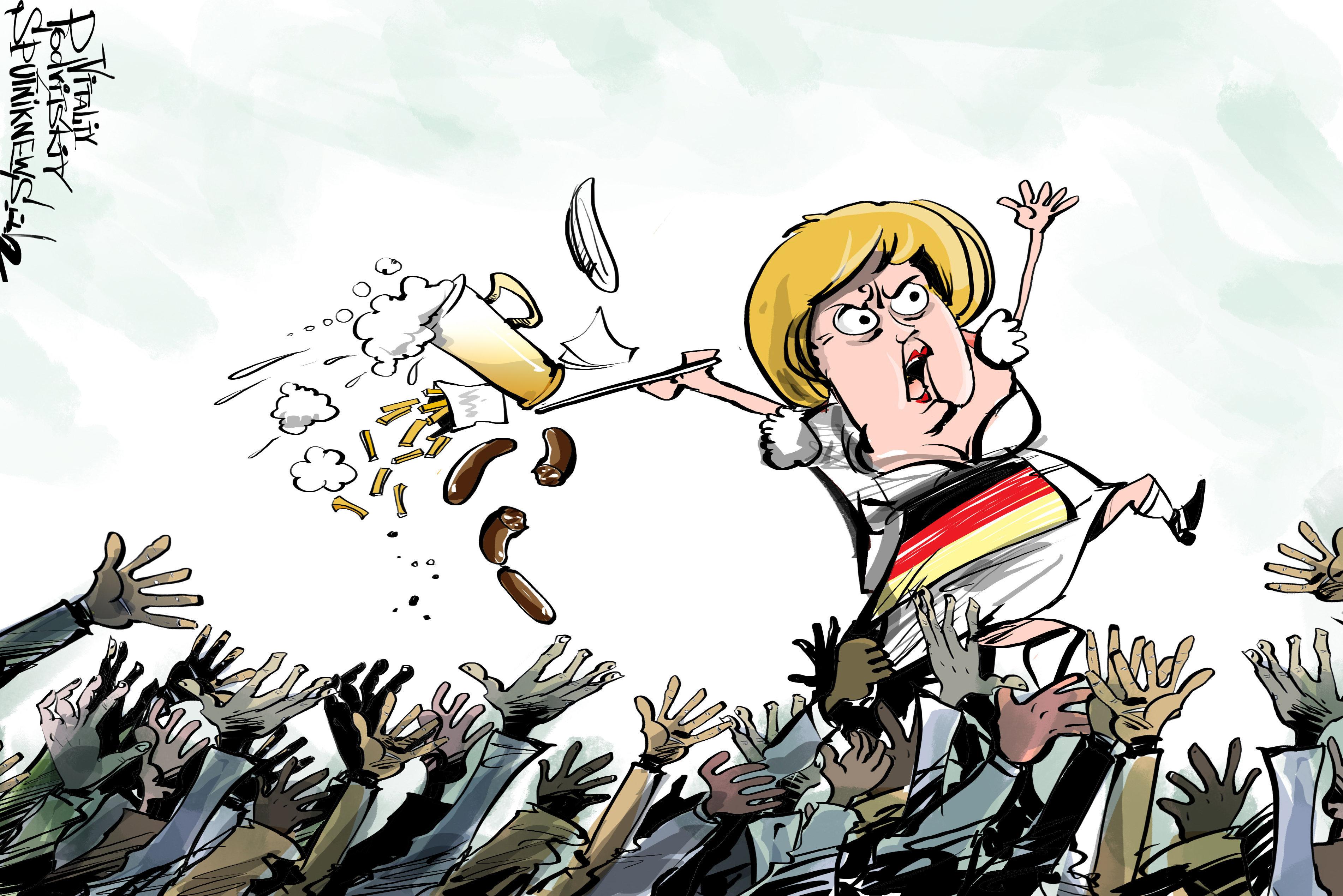 Combien l'Allemagne paye-t-elle pour ses réfugiés?