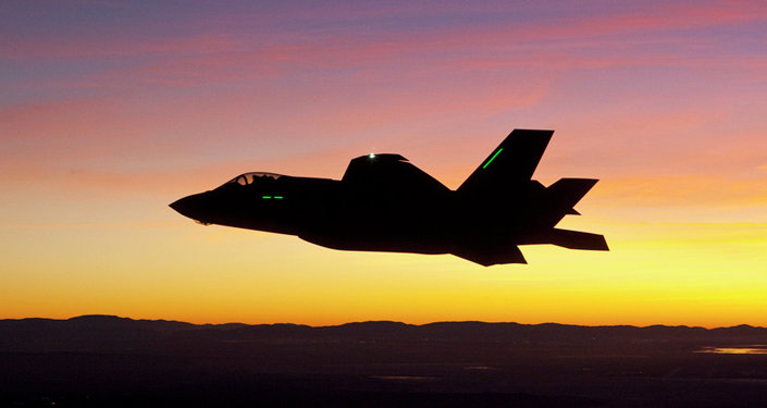 Le F-35 Lightning II