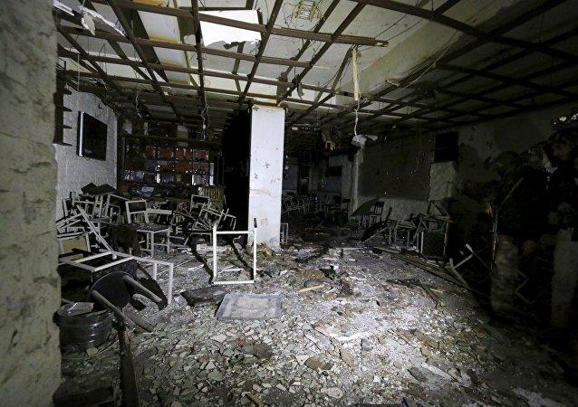 13 morts dans des explosions à Kameshli