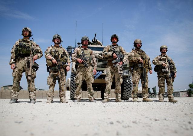 Militaires de la Bundeswehr