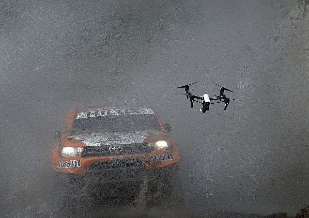 Le prologue du Dakar 2016