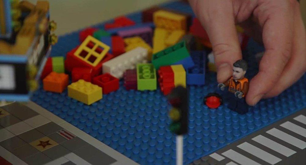 Offrez-vous un clone en Lego