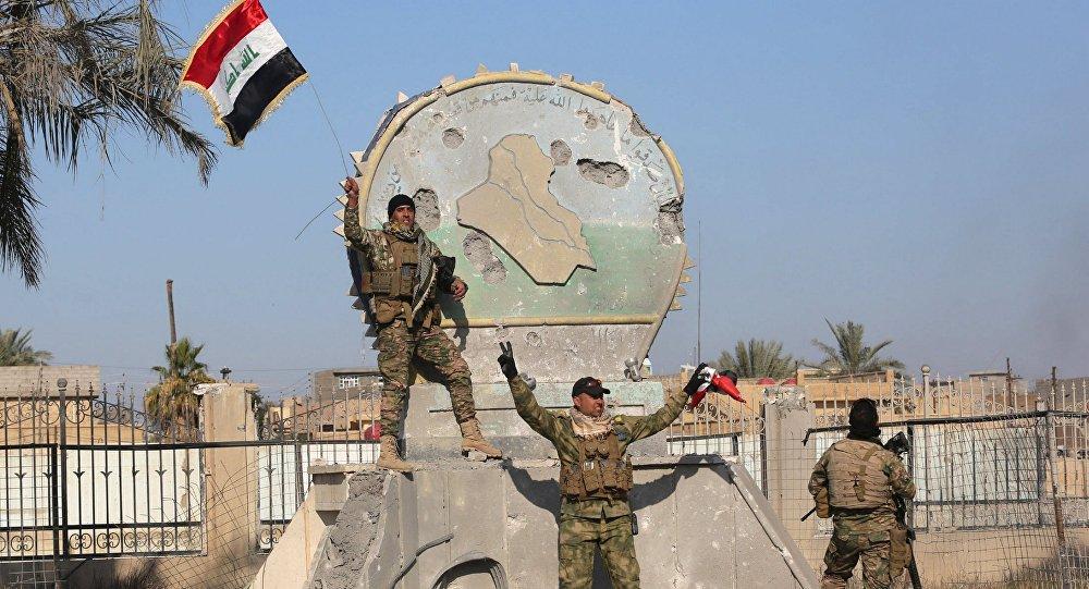 L'armée irakienne supprime le ministre de la Guerre de Daech