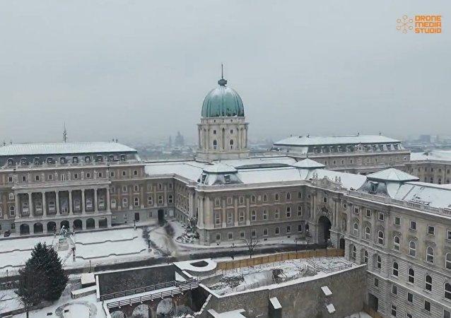Budapest enneigé