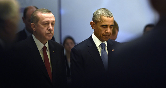Le silence de Washington le rend complice des crimes d'Erdogan