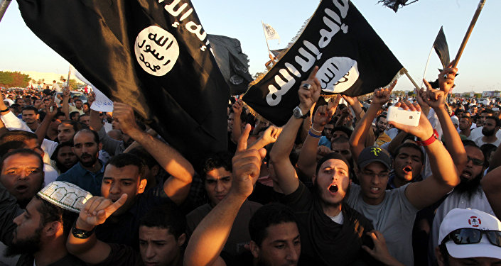 Des djihadistes