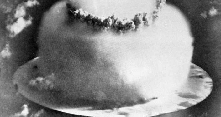 1er novembre 1952: les Etats-Unis testent leur première bombe H