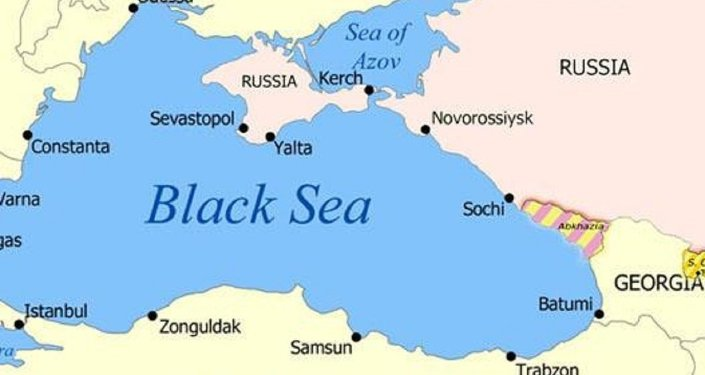 La péninsule de Crimée