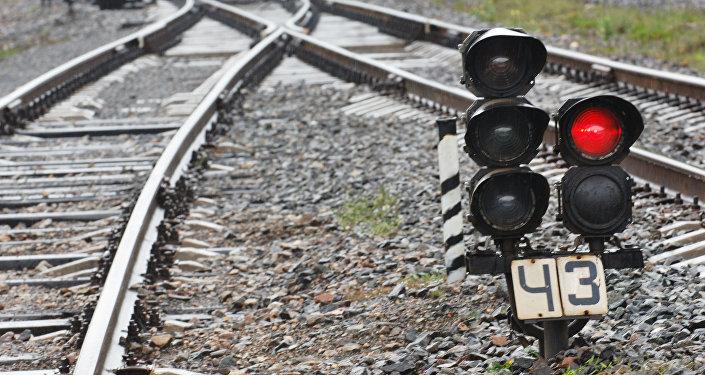 Sputnik. Sergey Pyatakov Le chemin de fer russe contournant l'Ukraine bientôt fin prêt