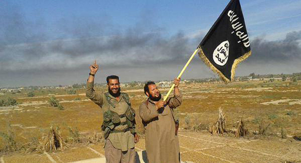 Des djihadistes de Daech à Falloujah