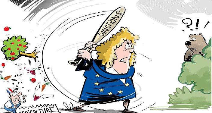 Les sanctions contre Moscou risquent de ruiner les agriculteurs européens