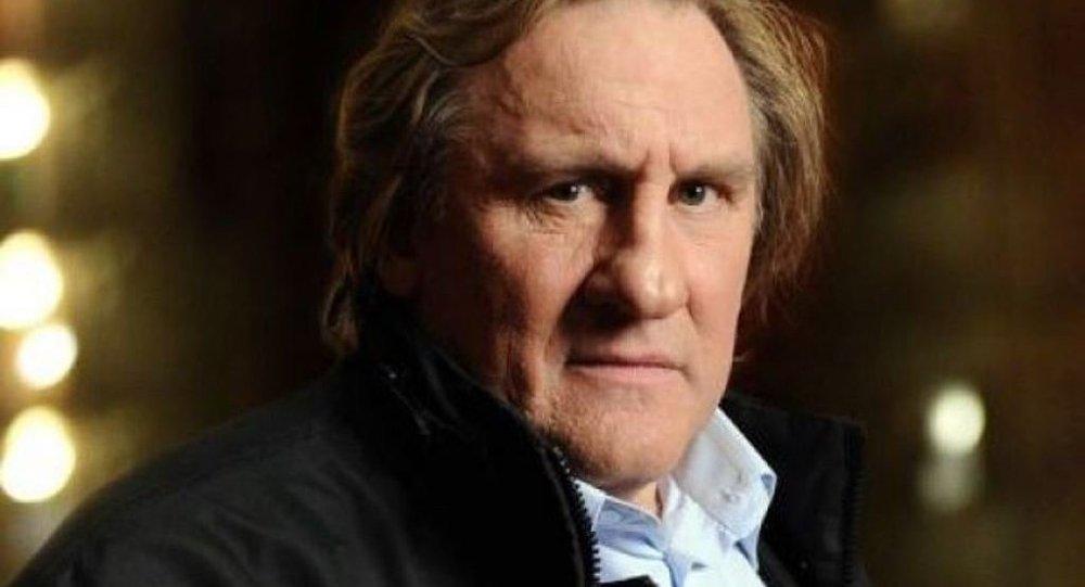 Gerard Depardieu.