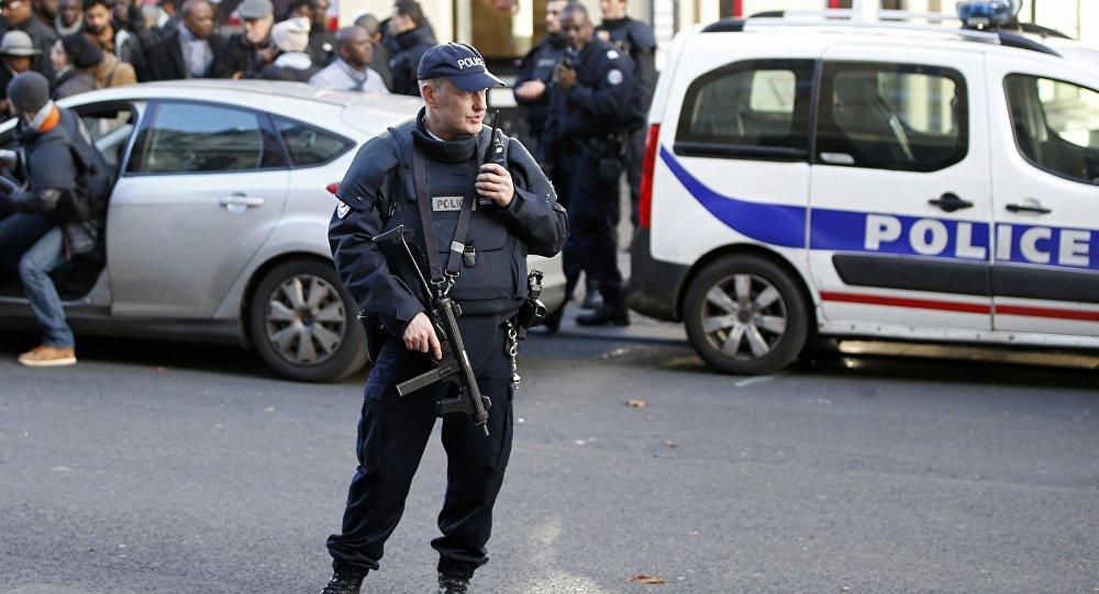 Attaque terroriste à Paris