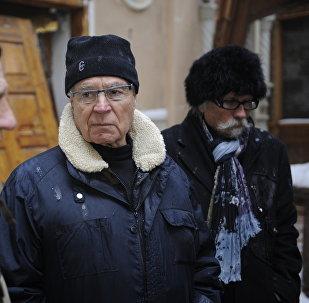 Délégation française dans le Donbass
