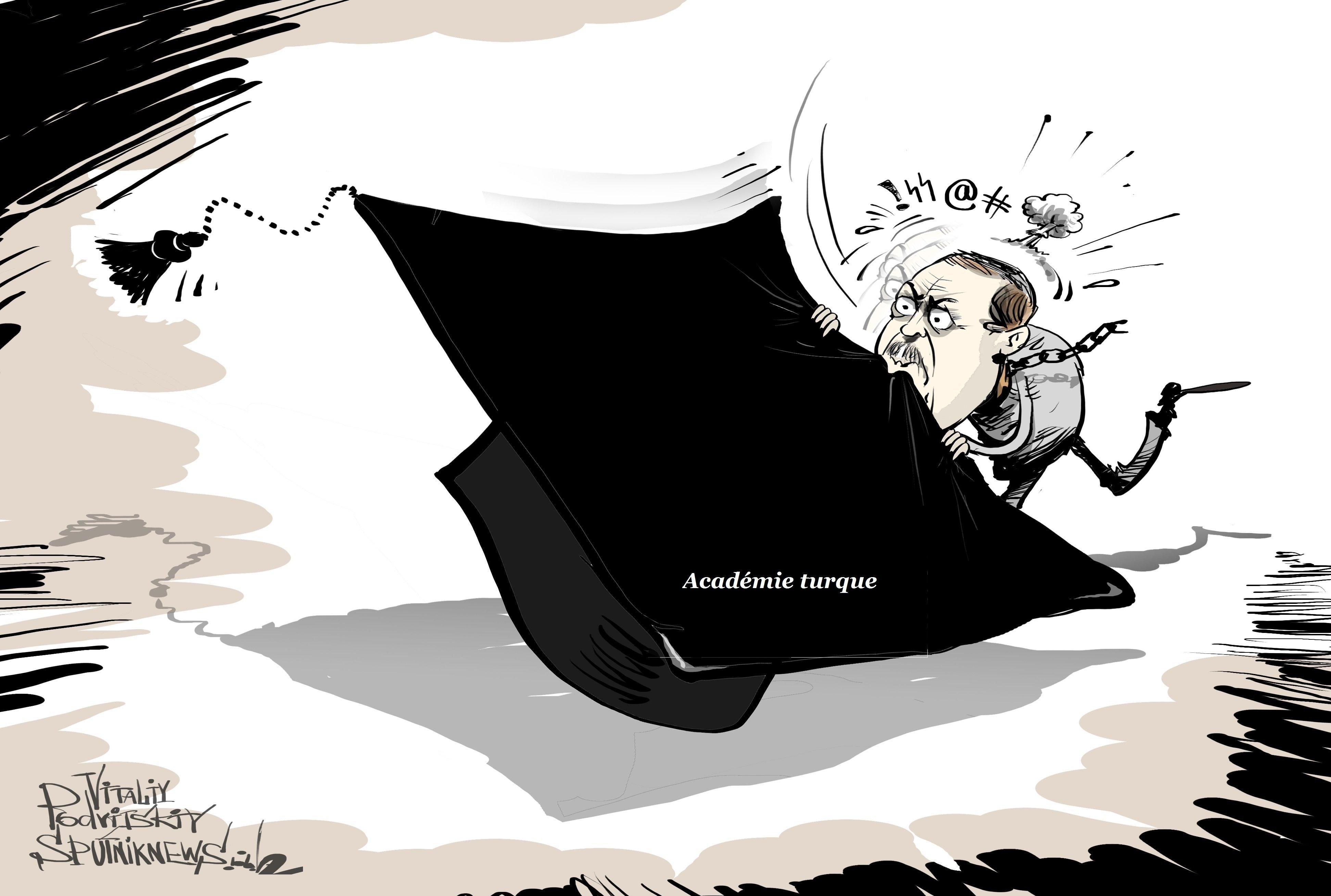 Erdogan: Il n'y a pas de problème kurde en Turquie!