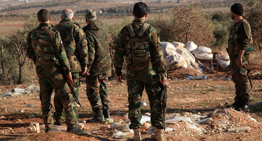 Daech bat en retraite à Deir ez-Zor