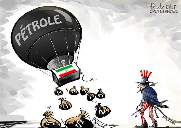 L'Iran augmente sa production de brut de 500.000 bpj