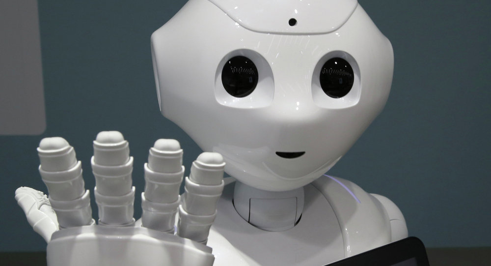 Le robot Pepper
