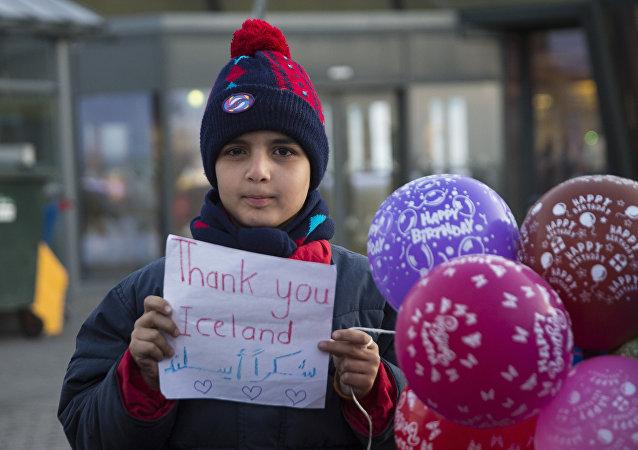 L'Islande accueille ses premiers réfugiés syriens