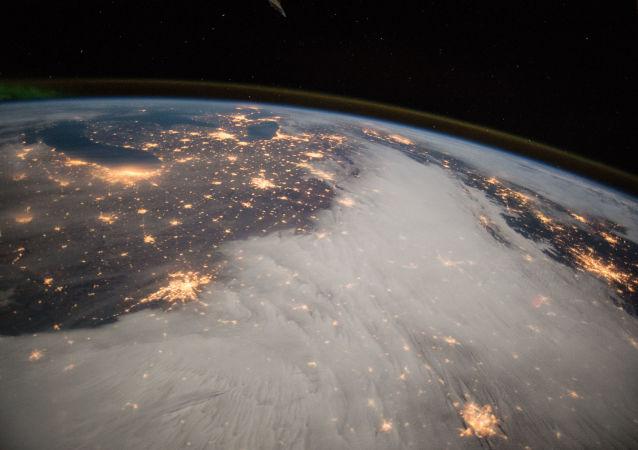 Amérique centrale vue de l'espace