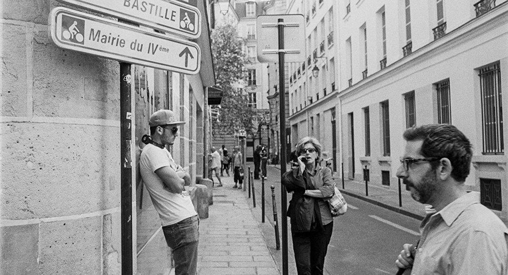 Des rues de Paris (image d'illustration)