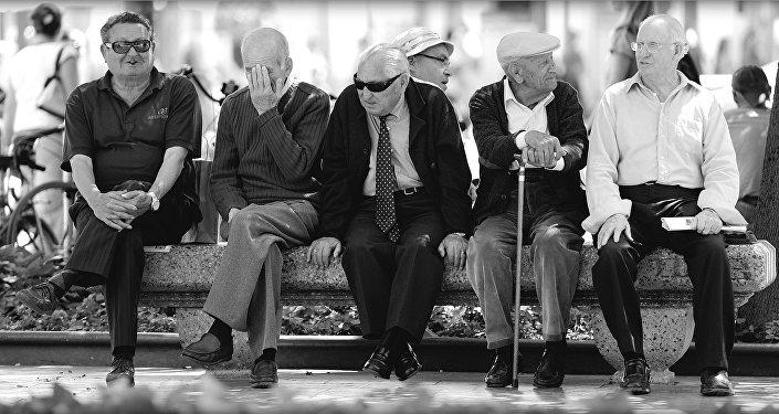 Forever young, ou quand un grand-père refuse une place assise dans le métro