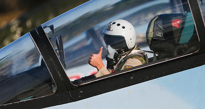 Un pilote russe en Syrie
