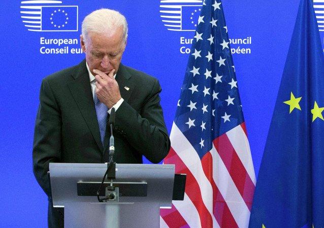 Le vice-président américain Joe Biden