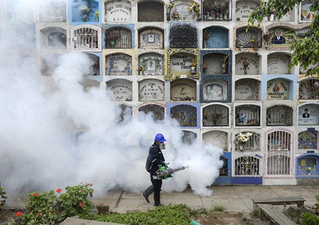 Zika: l'OMS décrète une urgence de santé publique de portée mondiale