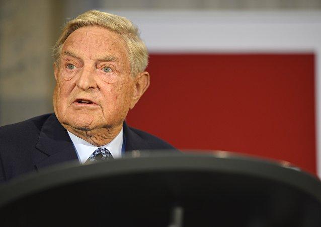 George Soros. Archive photo