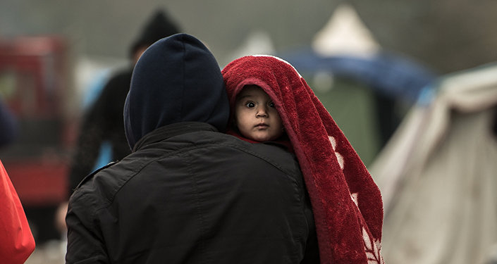 migrants, Calais