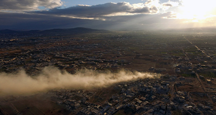 Dans la province de Deraa