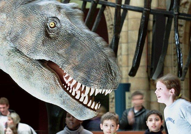 tyrannosaure