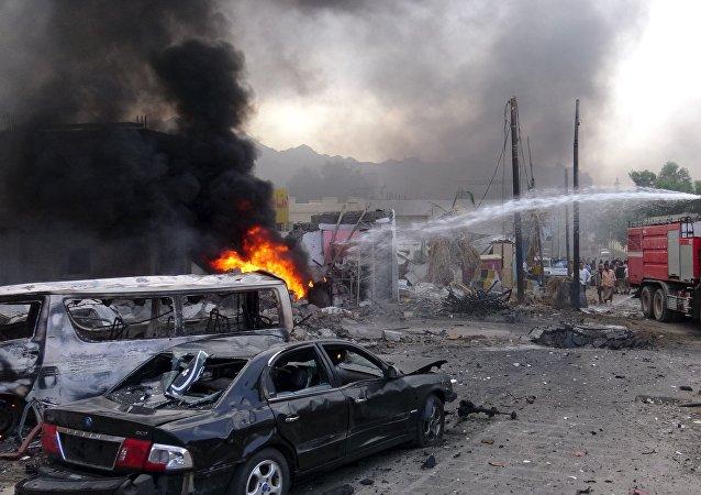 Daech revendique l'explosion près du palais présidentiel à Aden